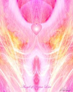 angel-of-divine-love by Diana Haronis