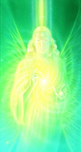 ArchAngel Raphael - Original image source unknown.